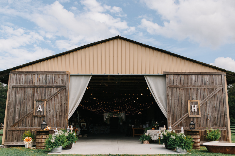 Central Florida Barn Wedding Venues - Orange Blossom Bride